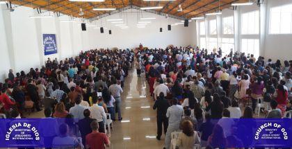 Inauguration of the New Church Site in Ibarra, Ecuador – November 2016 (Photos)