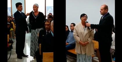 Testimonios de Sanidad de cáncer, Pasto, Nariño (Colombia) Marzo 2017