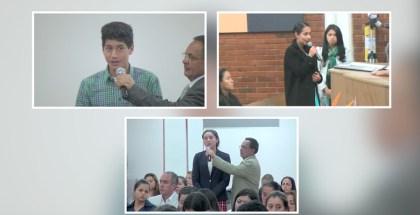Testimonios en Bosa Centro (Bogotá) y Cajicá (Cundinamarca) Colombia – Marzo 2017