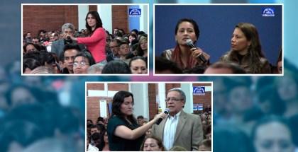 Testimonios en Kennedy, Bogotá (Colombia) – Marzo 2017
