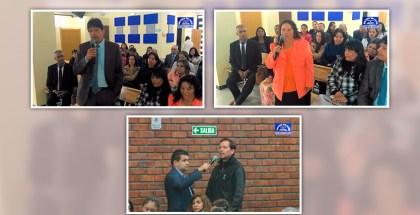 Testimonios en La Calera y Soacha, Cundinamarca (Colombia) – Marzo 2017