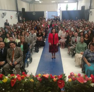 Bible Study in Pachuca, Mexico (Gallery)
