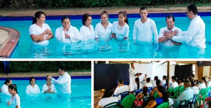 Water Baptisms in Cumaribo, Vichada, Colombia – March 2017 (Gallery)