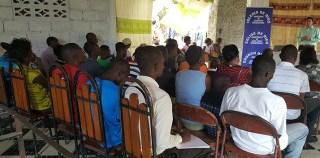 Fotos de la visita a Haití, Febrero 2017
