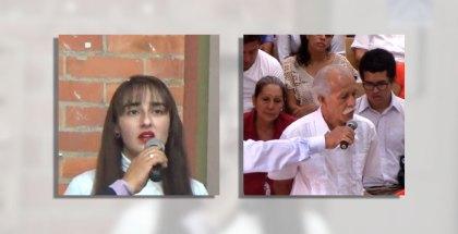 Testimonios en Girardot y Suba Mercedes, Bogotá (Colombia) – Mayo 2017
