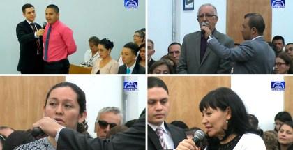 Testimonios en Pereira y Bogotá (Colombia) – Mayo 2017