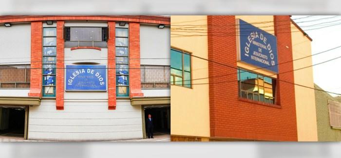 Traslados en los templos de Barrio Santander y Las Ferias (Bogotá, Colombia)