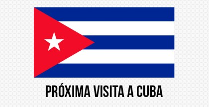Visita a Cuba, Zona Occidental 19 y 20 de Agosto de 2017