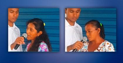 Testimonios en Riohacha, Guajira (Colombia) – Junio 2017