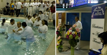 Water Baptisms in Toronto, Canada – June 2017 (Gallery)