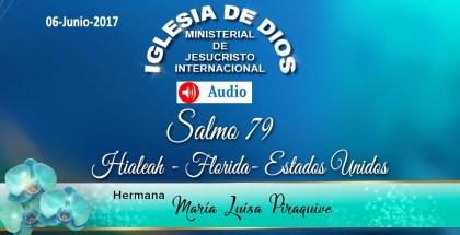 Audio: Salmos 79 – Hialeah, Florida, USA-06Jun-2017