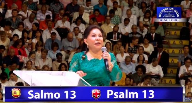 Salmos 13 y 14 – Parte 1