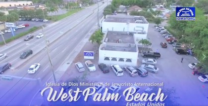 Iglesia en West Palm Beach, Florida (Estados Unidos)