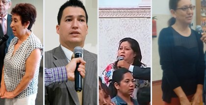 Testimonios en España – Julio 2017