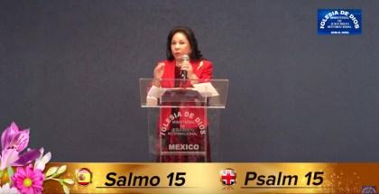 Salmi 15