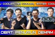 [Comparasion Cooler] APA BEDA Cpu Cooler, Air Cooling,Water Cooling dan Liquid Cooling By Kios Komputer