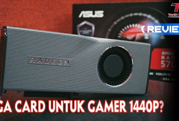 [Review GPU] ASUS RADEON RX 5700XT Reference Edition by ToniX Computer