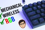 [Review Keyboard] Anne Pro 2 Wireless RGB by CrankyTechID