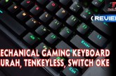 [Review Keyboard] Techware Phantom RGB by ToniX Computer
