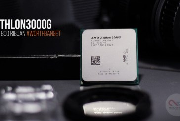[Review Processor] AMD Athlon 3000G by  Murdockcruz