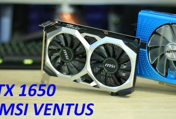 [Review GPU] MSI GTX 1650 Ventus XS by Timo_Tech