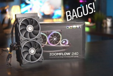 [Review Cooler] Id-Cooling Zoomflow 240 By Gaptech.id