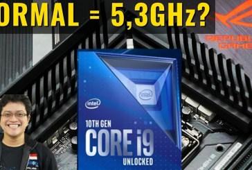 [Review Processor]  Review Intel Core i9-10900K dengan ASUS ROG Maximus XII Hero WiFi By Jagat Review