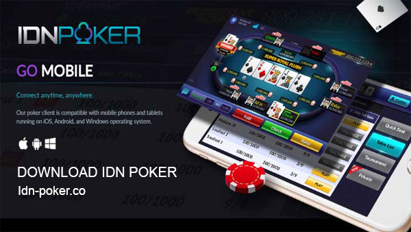Download IDN Poker