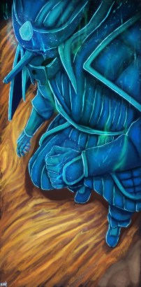Kakashi Perfect Susanoo Green Blue