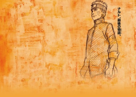 Wallpaper The Last Naruto The Movie