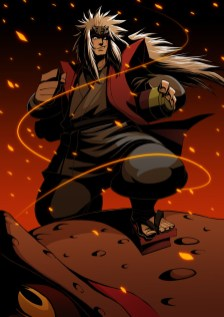 Legend Jiraiya