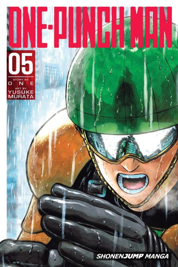 OnePunch-Man Cover 5