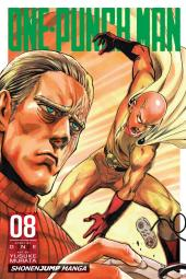 OnePunch-Man Cover 8
