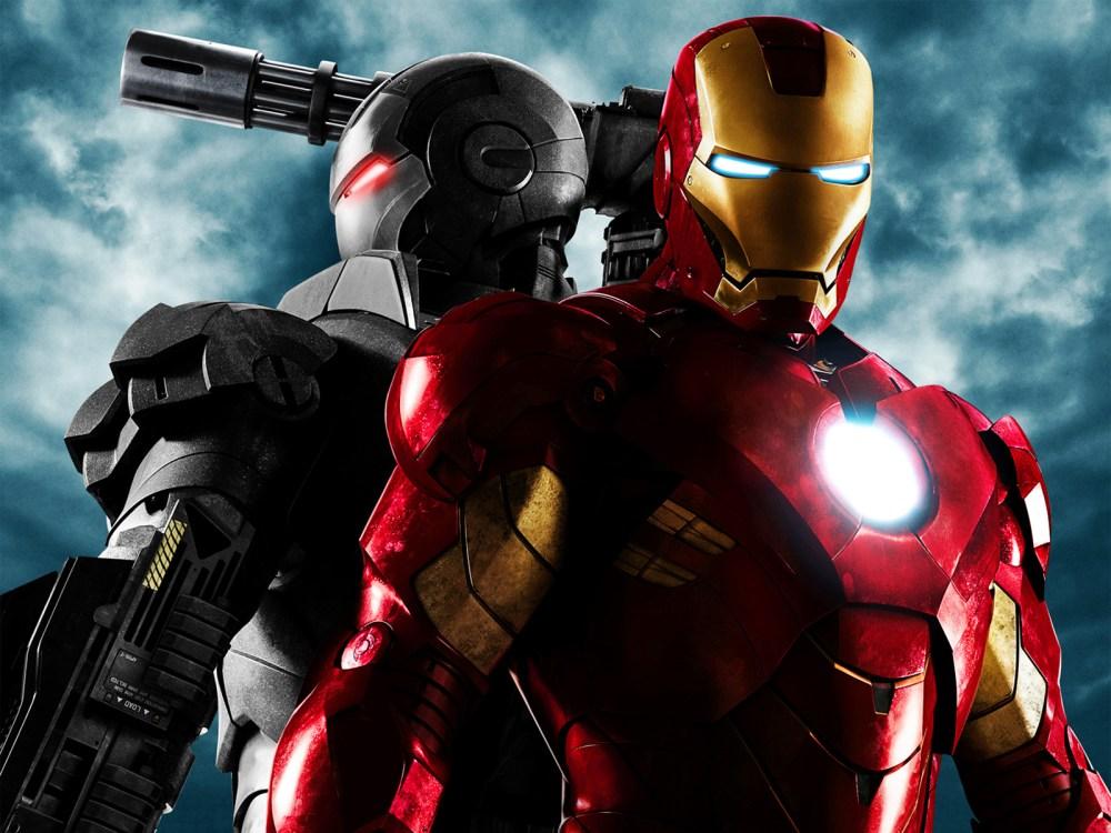 El berrinche: Iron Man. –Ese no es Iron Man!!- (2/4)