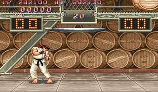 hadouken!!!!!!!!!!!Street Fighter II en NEXUS (6/6)