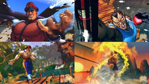 hadouken!!!!!!!!!!!Street Fighter II en NEXUS (4/6)