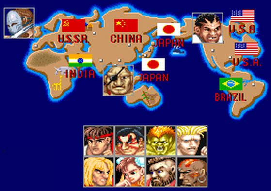 hadouken!!!!!!!!!!!Street Fighter II en NEXUS (2/6)