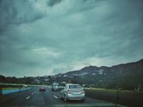 We did get rain in Pune