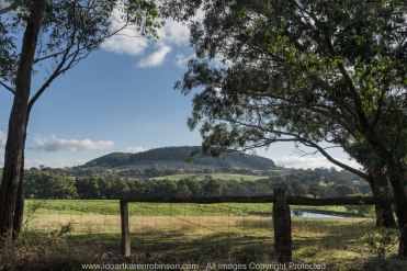 "Daylesford Region, Victoria - Australia ""Mount Franklin""_ Photographed by ©Karen Robinson www.idoartkarenrobinson.com June 2017. Comments: Husband and I visiting the region to take photographs on this beautiful, fresh winter's day."