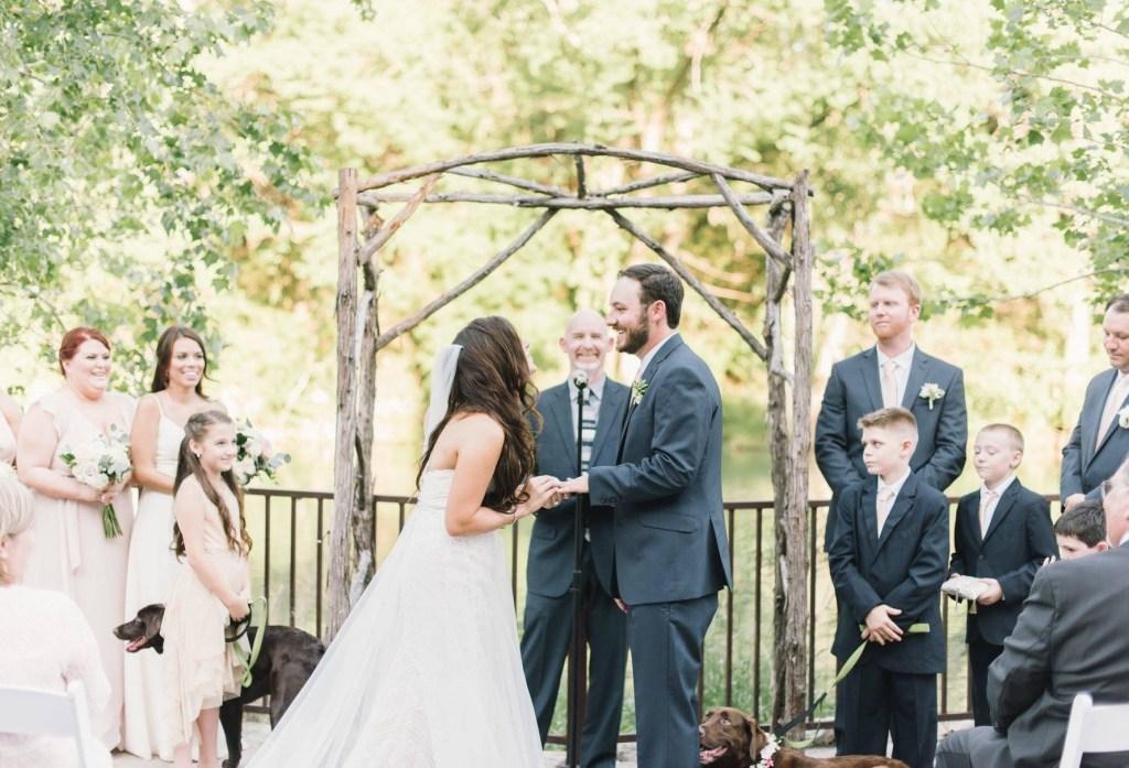 Loren Jones I Do ceremonies officiating wedding
