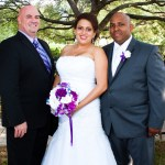 Austin Wedding Officiant Bride Groom at Ranch House at Teravista