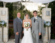 Austin Wedding Officiant and Couple
