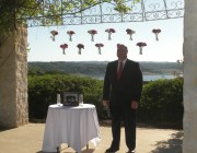 Sand Ceremony and Officiant