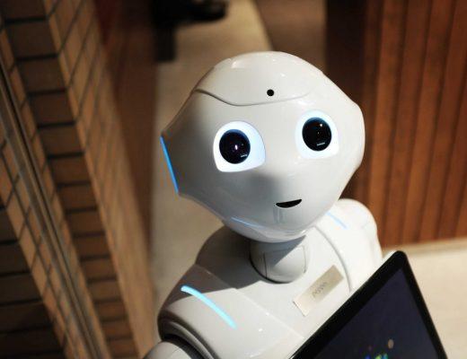 robô - uso de inteligência articial
