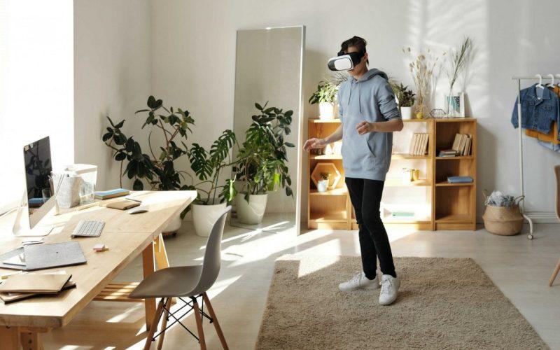 A realidade virtual irá mudar a forma como encaramos experiências de usuário.