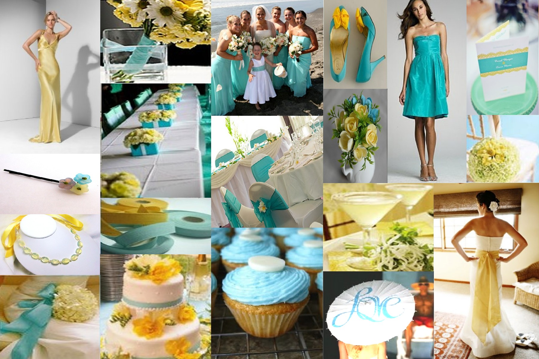 What Colours Go With Aqua And Teal?