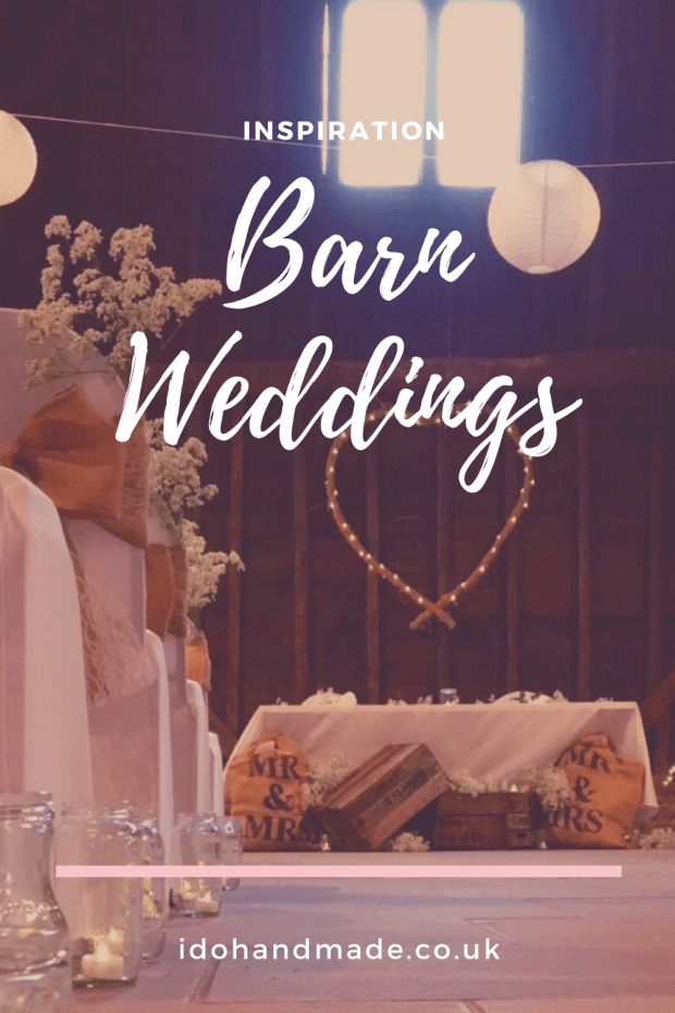 barn weddings inspiration