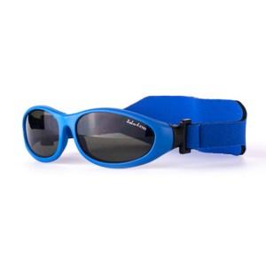 Baby Wrapz, Blue frame with a headband
