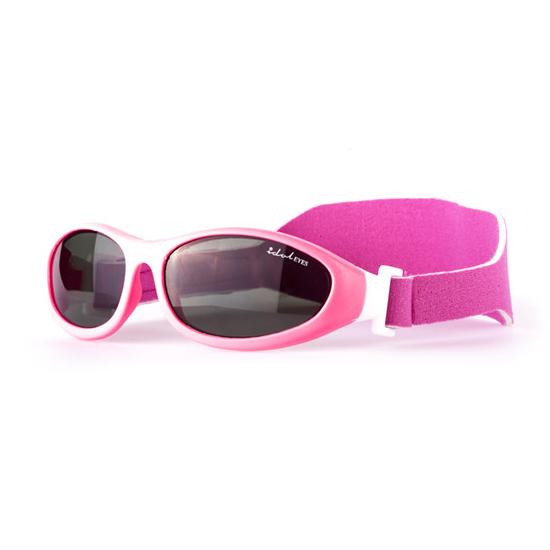 Baby Wrapz, Pink frame with a headband