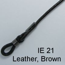 IE 21 - Leather cord, Brown